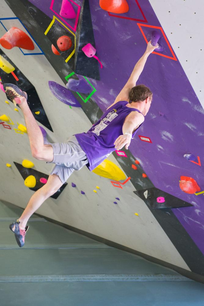 Image result for climbing competition finish